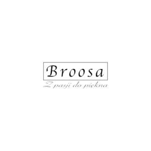 Stanik bez ramiączek - Broosa